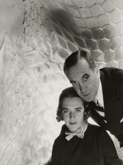 Vanity Fair - July 1934-Cecil Beaton-Premium Photographic Print