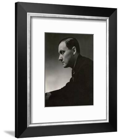 Vanity Fair - June 1935-Lusha Nelson-Framed Premium Photographic Print