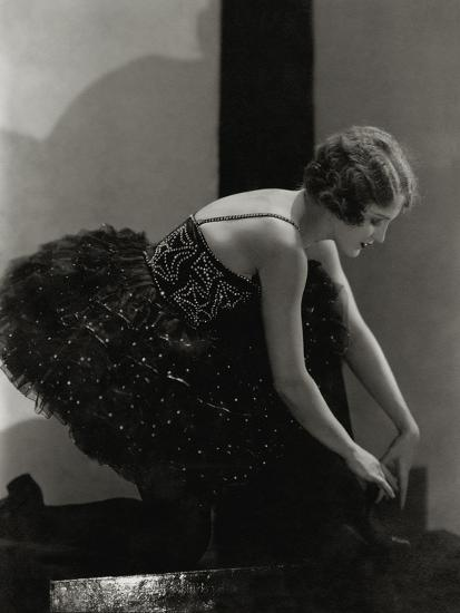 Vanity Fair - March 1927-Edward Steichen-Premium Photographic Print