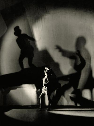Vanity Fair - March 1930-Florence Vandamm-Premium Photographic Print