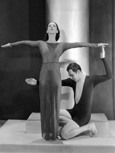 Vanity Fair - March 1930-Nickolas Muray-Premium Photographic Print