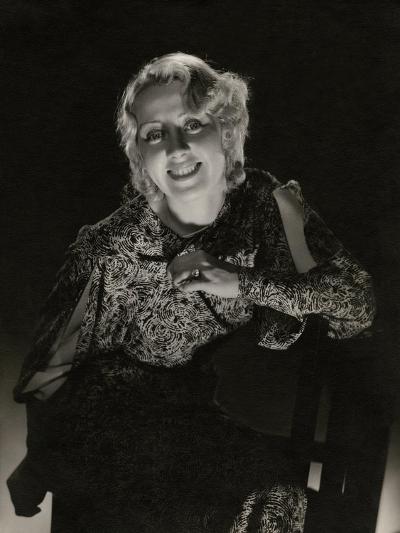 Vanity Fair - May 1933-Edward Steichen-Premium Photographic Print