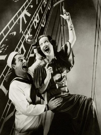 Vanity Fair - May 1935-Edward Steichen-Premium Photographic Print