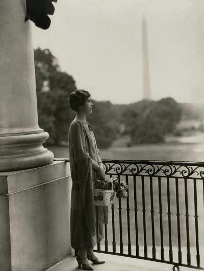Vanity Fair - November 1928-Nickolas Muray-Premium Photographic Print