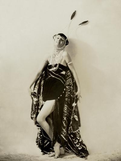 Vanity Fair - October 1922-Ira L. Hill-Premium Photographic Print