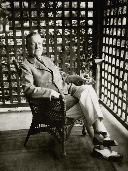 Vanity Fair - September 1924-Florence Vandamm-Premium Photographic Print