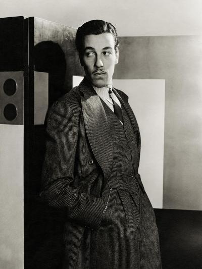 Vanity Fair - September 1935-Lusha Nelson-Premium Photographic Print
