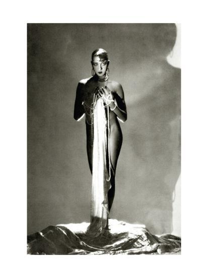 Vanity Fair-George Hoyningen-Huen?-Premium Photographic Print
