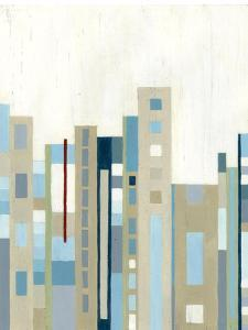 Broadway Horizon I by Vanna Lam