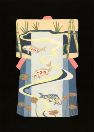 Koi Pond by Vanna Lam