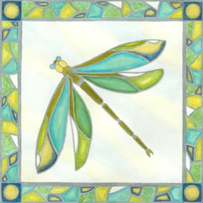 Luminous Dragonfly II by Vanna Lam