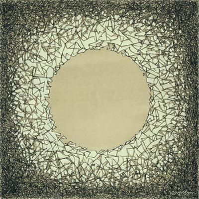 Lunar Eclipse I by Vanna Lam