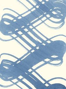 Macrame Blue I by Vanna Lam
