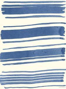 Macrame Blue III by Vanna Lam
