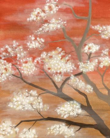 Mandarin Mist I by Vanna Lam