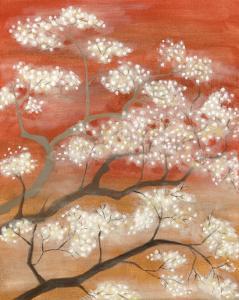 Mandarin Mist II by Vanna Lam