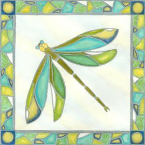 Mini Luminous Dragonfly II by Vanna Lam