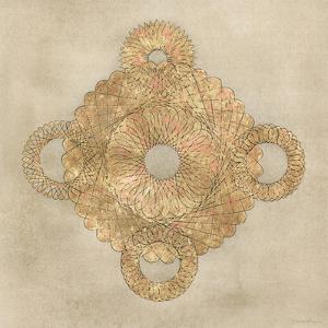 Solar Medallion I by Vanna Lam