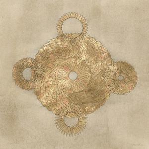 Solar Medallion II by Vanna Lam
