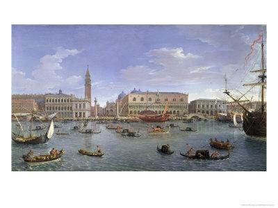 View of Venice from the Island of San Giorgio, 1697