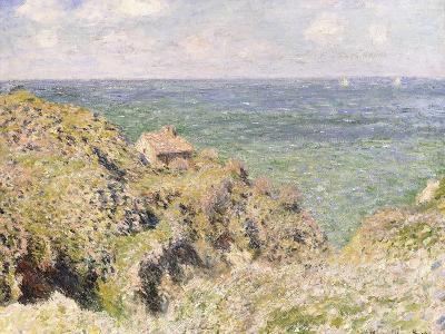 Varengeville Gorge, 1882-Claude Monet-Giclee Print