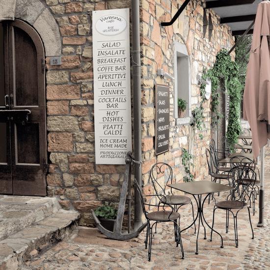 Varenna Caffe#1-Alan Blaustein-Photographic Print