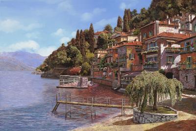 Varenna on Lake Como-Guido Borelli-Giclee Print