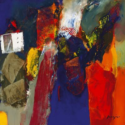 Variations Abstraites XVI-Pascal Magis-Art Print