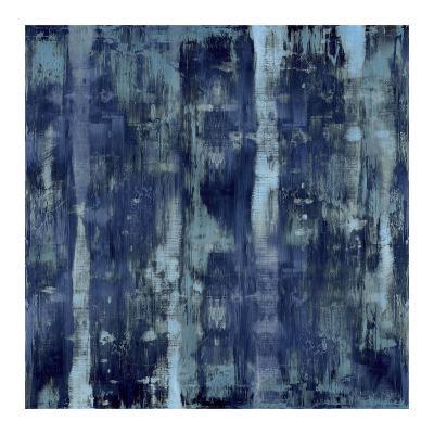 Variations in Blue-Justin Turner-Giclee Print