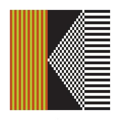 Variazione N°23, 2012-Ernesto Riga-Serigraph