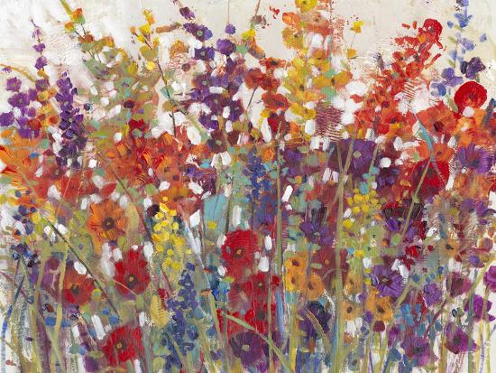 Variety of Flowers II-Tim O'toole-Art Print