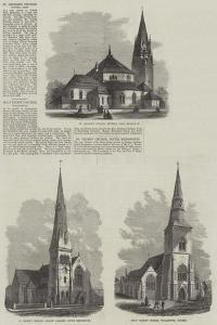 Various Churches