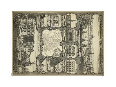 Various Views of London--Art Print