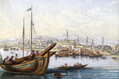 Varna, Bulgaria, 19th Century--Giclee Print