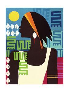 Virtuous Woman by Varnette Honeywood