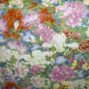"Vase ""Mille fleurs"""