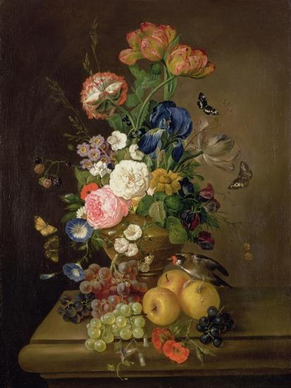 Vase of Flowers-Mary Moser-Giclee Print