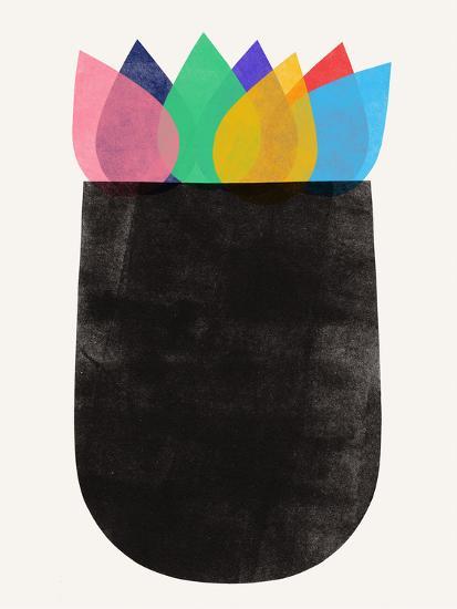 Vase Study 1-Garima Dhawan-Art Print