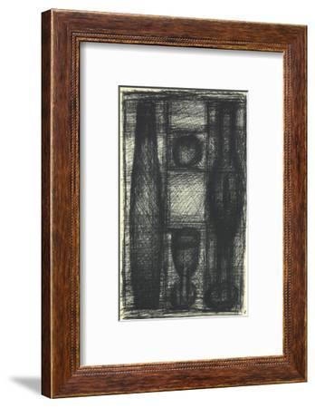 Vases, Pomme et Gobelet-Rodolphe Raoul Ubac-Framed Premium Edition