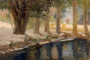 Garden of Gethsemane, 1880S by Vasili Dmitrievich Polenov