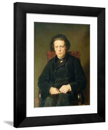 Portrait of Anton Rubinstein 1870