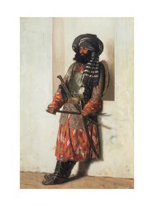 An Afghan by Vasili Vasilyevich Vereshchagin