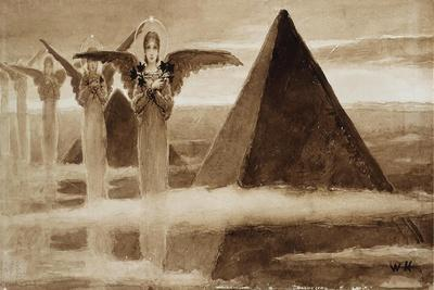 The Angels of the Pyramids