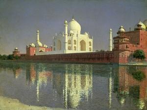 The Taj Mahal, 1874-76 by Vasilij Vereshchagin