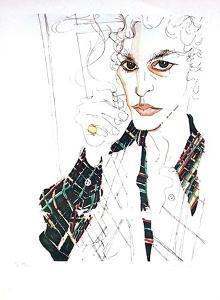 Portrait by Vasilios Janopoulos