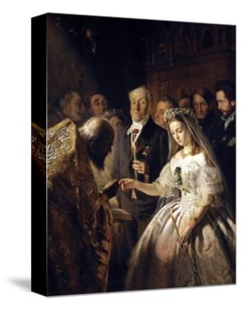 The Unequal Marriage (Old Man Marrying a Younger Woman)
