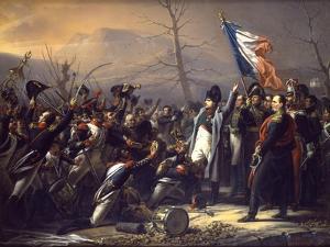 Napoleon Returning from Elba by Vasily Ivanovich Sternberg