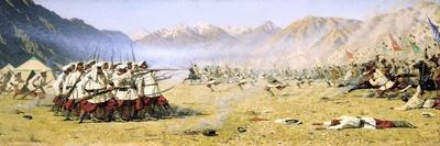 A Sudden Attack, 1871