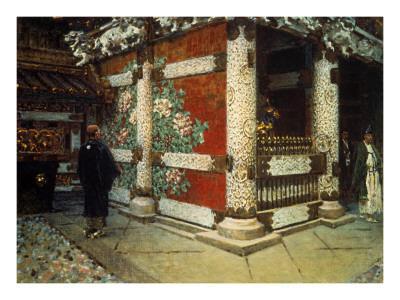 Shinto Temple in Nikko