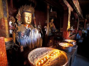Jokhang, Lhasa, Tibet by Vassi Koutsaftis